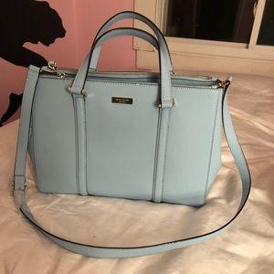 Beautiful Blue Kate Spade Bag